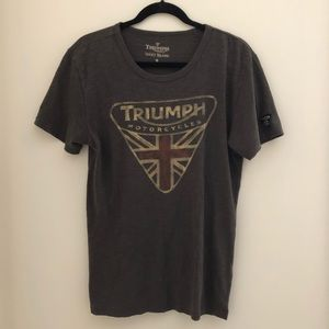Lucky Brand Graphic Tee Small